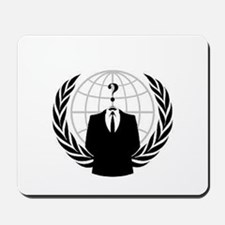 Anonymous Mousepad