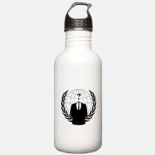 Anonymous Water Bottle