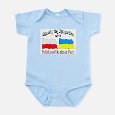 Polish-Ukrainian Infant Bodysuit