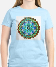 Mandala-Color T-Shirt