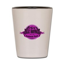 isle royale 1 Shot Glass