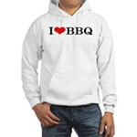 I love BBQ Jumper Hoody