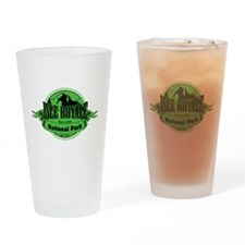 isle royale 3 Drinking Glass