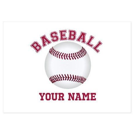 Baseball Invitations Baseball Announcements Invites CafePress