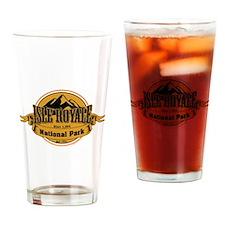 isle royale 4 Drinking Glass