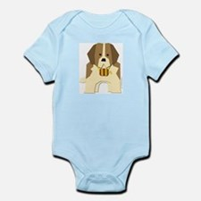 St Bernard! Infant Bodysuit