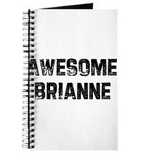Awesome Brianne Journal