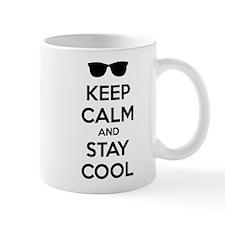 Keep calm and stay cool Mug