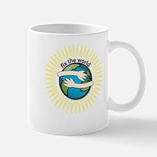 FIX THE WORLD - Mug