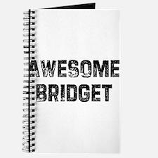 Awesome Bridget Journal