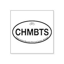 Copper Harbor Mountain Bike Trail System Sticker