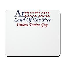 Gay Freedom Mousepad