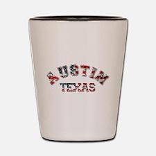 Austin Shot Glass