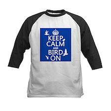 Keep Calm and Bird On Tee