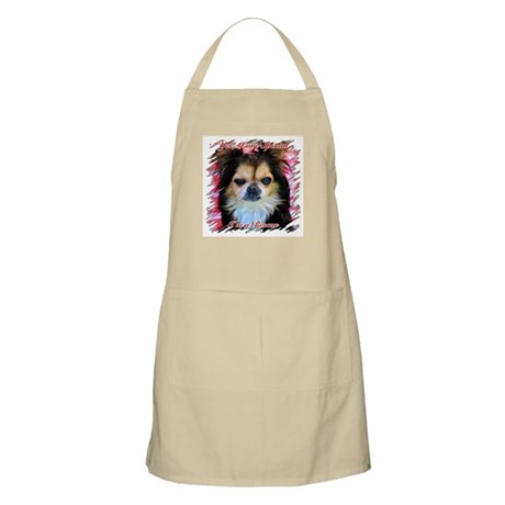 Yes, I Am Special. I'm a Rescue Apron
