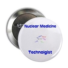 """Nuclear Medicine 2.25"""" Button (10 pack)"""