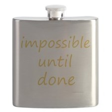 impossible until done Flask
