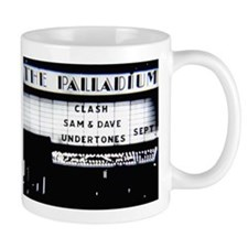 The Clash, Sam & Dave AND the Undertones LIVE Small Mug