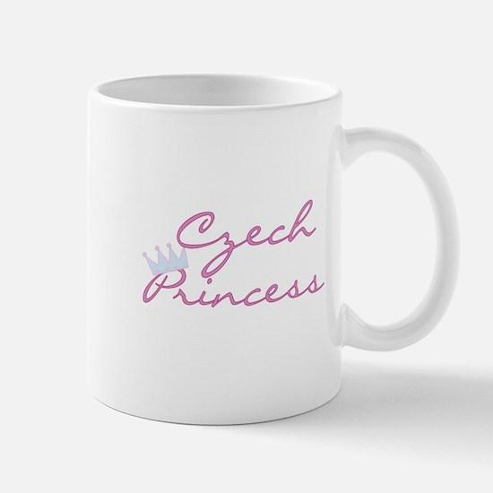 Czech Princess Mug