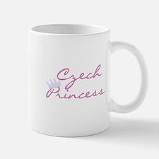 Czech Princess Small Small Mug