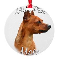 MiniPinrustMom.png Ornament