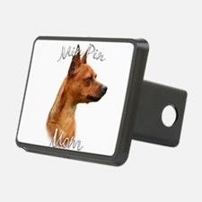 MiniPinrustMom.png Hitch Cover