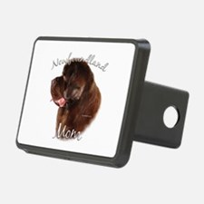NewfbrownMom.png Hitch Cover