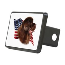 NewfbrownFlag.png Hitch Cover