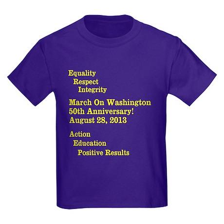 March On Washington 50th Anniversary design T-Shir