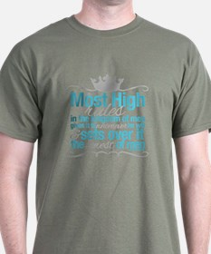 TheMostHighRules T-Shirt