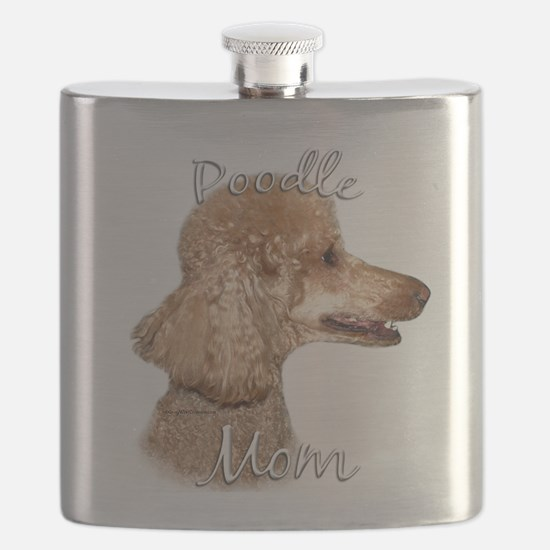 PoodleapricotMom.png Flask