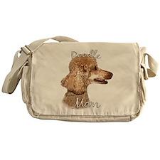 PoodleapricotMom.png Messenger Bag