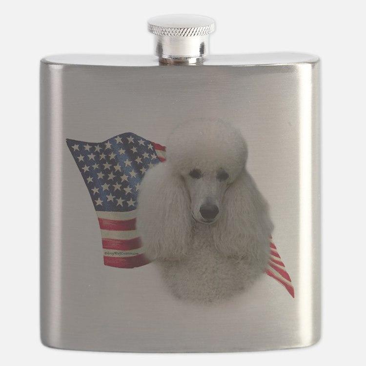PoodlewhiteFlag.png Flask