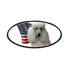 PoodlewhiteFlag.png Patches