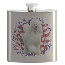PoodlewhitePatriot.png Flask
