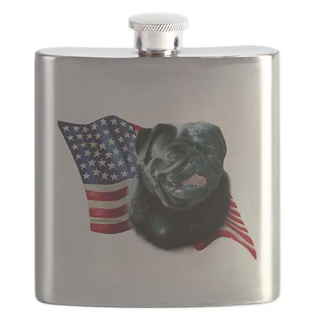 PugblackFlag.png Flask