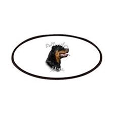 Rottie Mom 2 Patches