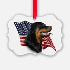 RottweilerFlag.png Ornament