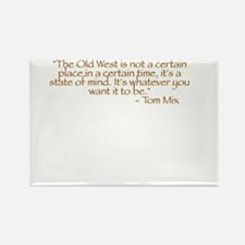 Mix Quote Rectangle Magnet