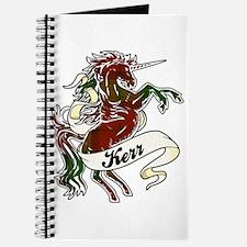 Kerr Unicorn Journal