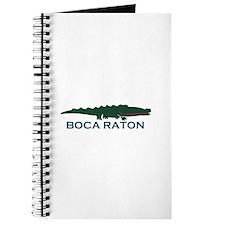 Boca Raton - Alligator Design. Journal