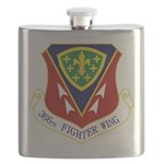 366th FW Flask