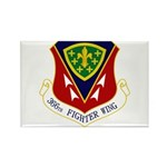 366th FW Rectangle Magnet