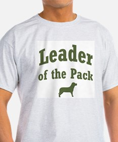 Leader of the Pack Ash Grey T-Shirt