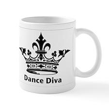 Dance Diva Crown Mug