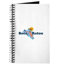 Boca Raton - Map Design. Journal