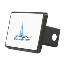 Boca Raton - Sailing Design. Hitch Cover
