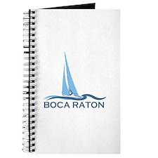 Boca Raton - Sailing Design. Journal
