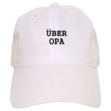 UBER OPA Baseball Baseball Cap