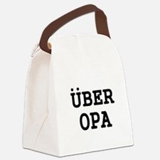 UBER OPA Canvas Lunch Bag